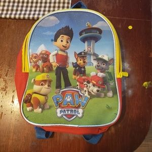 Toddler book bag
